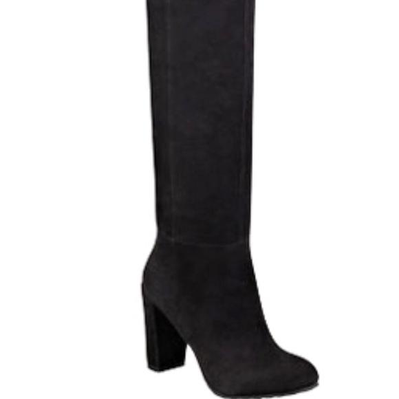 ccf85d3f165 Nine West  Snowfall  OTK Boots